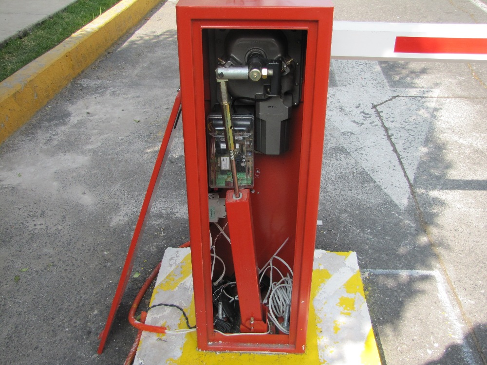 Imagenes mecanismo de barrera wejoin trafico medio - Mecanismo para reloj de pared ...